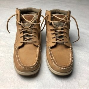 SPERRY TOP-SIDER ANKLE BOOTIES